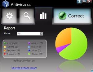 Facebook Antivirus