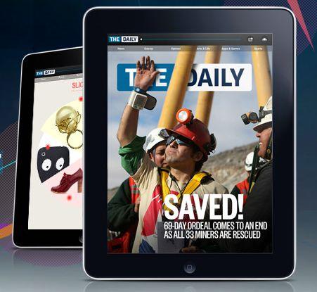 The Daily per iPad
