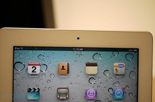 iPad 2 Camera Anteriore
