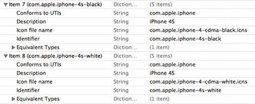 iPhone 4S scovato su iTunes