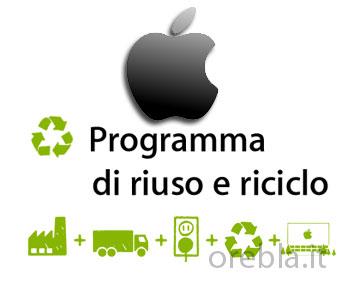 Apple-programma-riciclo-logo