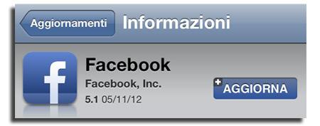 Facebook-app-aggiornamento-logo