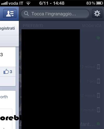 Facebook-app-sistema-chat