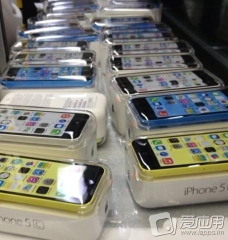 iphone 5c confezione spedizione rumors