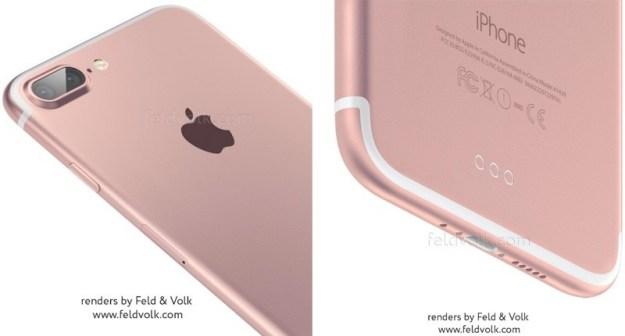 iphone 7 renders