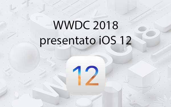 iOS 12 dispositivi compatibili