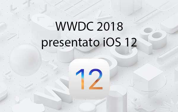 iOS 12 dispositivi compatibili