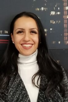 Selin Serefoglu - Financial Services Manager
