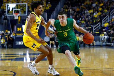 Oregon Ducks basketball vs. Michigan: Live score updates, analysis
