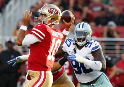 What Channel Is Cowboys Vs 49ers On Today Time TV Schedule For