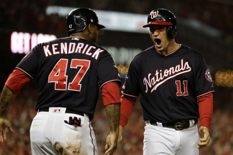 From Wild Card to World Series: Nationals improbable run nets Washington first championship appearance in 86 years