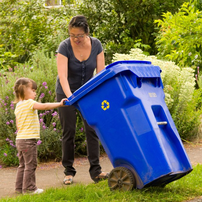 The Future Of Garbage And Recycling