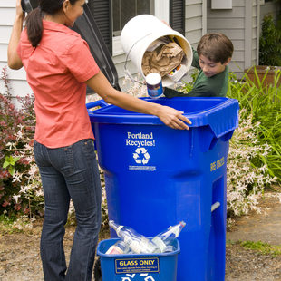 Recycling At Home