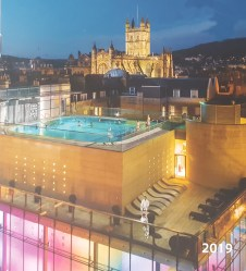 Thermae Bath Spa, Bath England