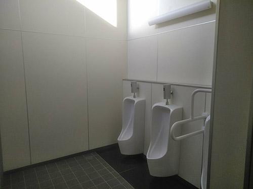 ほうべの森トイレ