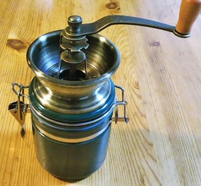 ダルトンコーヒーミル テラ