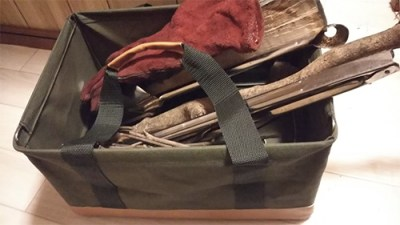 Kumimoku折りたたみバッグ