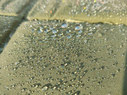 フェールラーベン折りたたみシート撥水