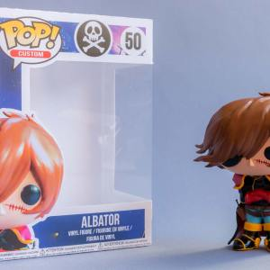Funko Pop Albator/Captain Harlock