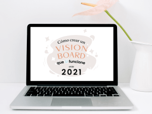 vision board curso digital