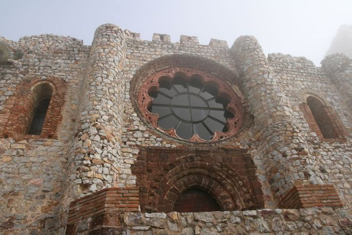 Calatrava Chapel Rosette Window