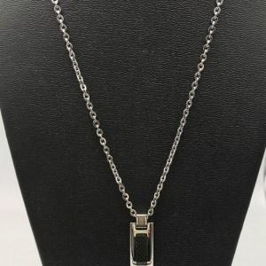 collier pour homme en acier