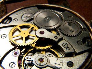 Does your life run like clockwork?