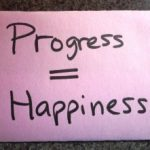 Does Progress Equal Happiness?