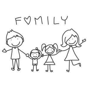 family organized