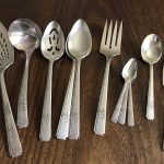 Mom's Boxes Part 9: Mom's Good Silverware