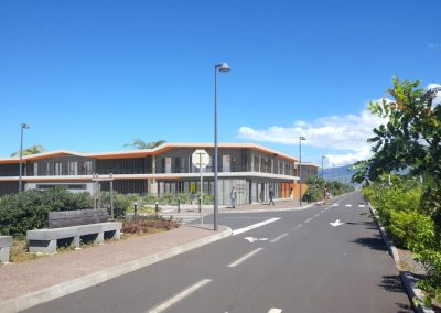 Construction du centre technique des transports de la CIVIS