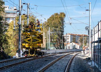 Ligne Ferroviaire Cannes – Grasse