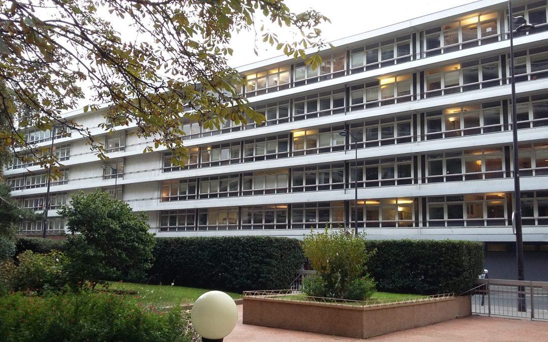 Aménagement du site administratif de Miollis