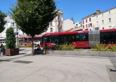 Projet des lignes de Bus B et C de l'agglomération Clermontoise