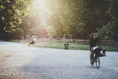 biking green transportation