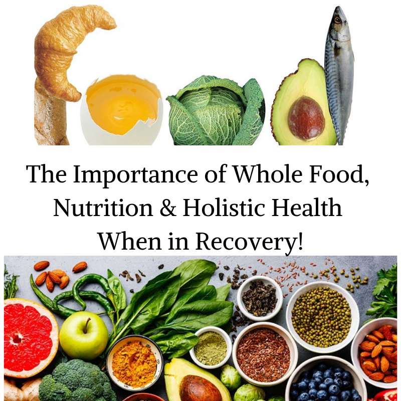 whole food and nutrition