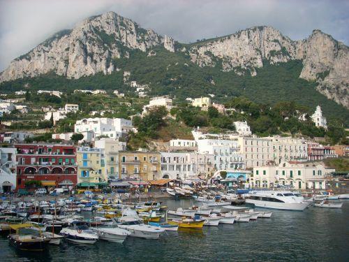 Ilha de Capri - Foto: Ciro Almeida Arquiteto