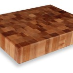 5 Beautifully Sustainable End Grain Wood Cutting Boards Organic Authority