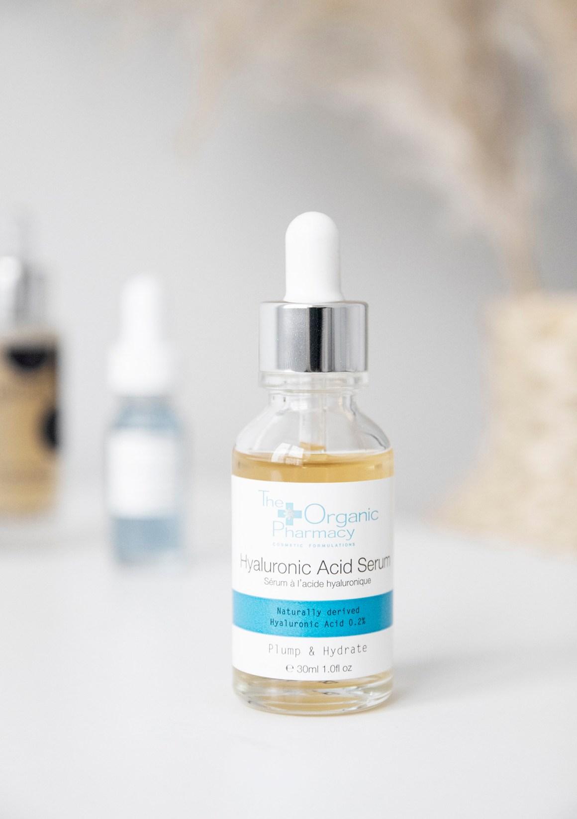 The Organic Pharmacy Natural Hyaluronic Acid Serum