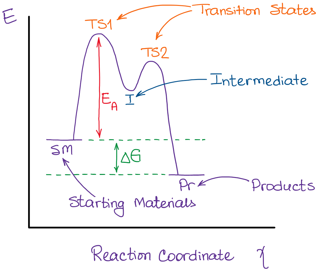 What Is The Difference Between Transition State And