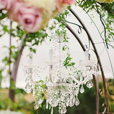 Crystal Style Chandelier