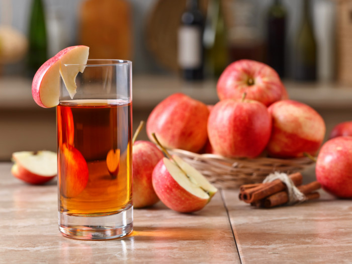 21. Apple Juice