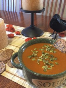 pumpkin-tomato-bisque