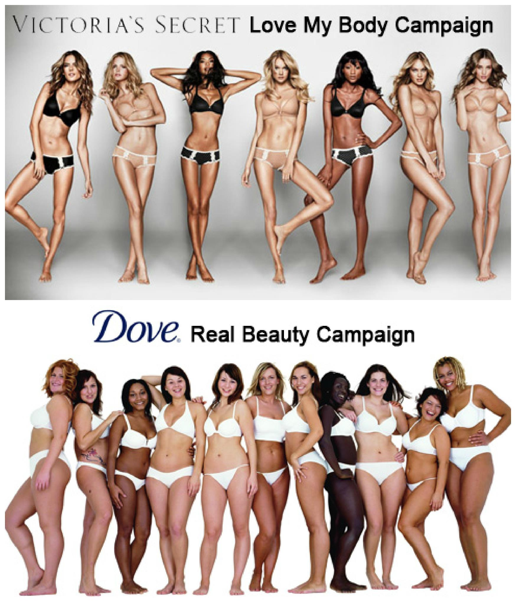 Dove Real Women