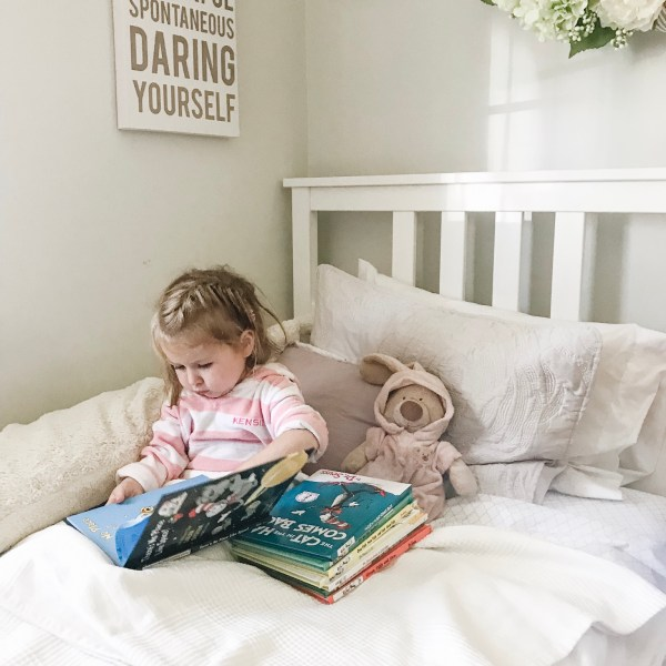 How I Handle Sleep Challenges with an Almost 2-Year-Old