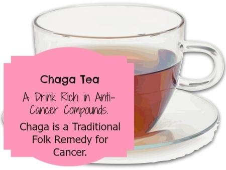 how do you make chaga tea