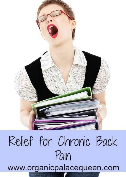 Relief for Chronic Back Pain
