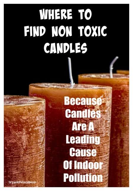 Where to find non toxic candles