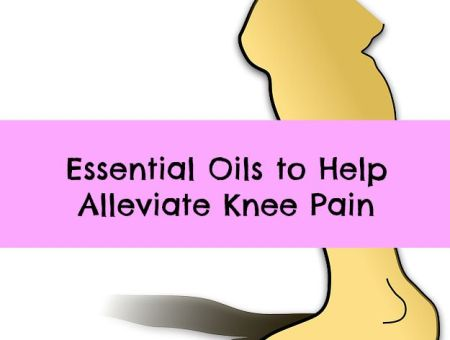essential oils to help knee pain