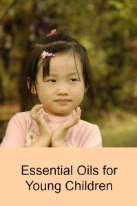 essential oils for young children